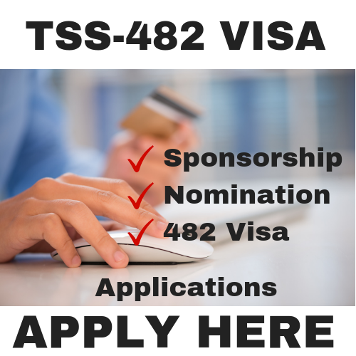 TSS 482 APPLICATIONS